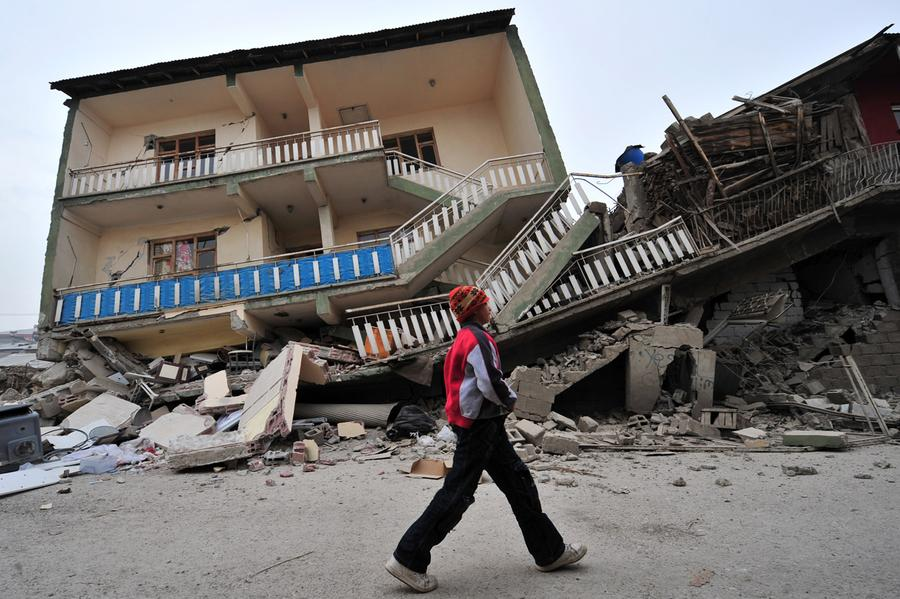 eaf724786b Deadly Earthquake in Turkey - The Atlantic