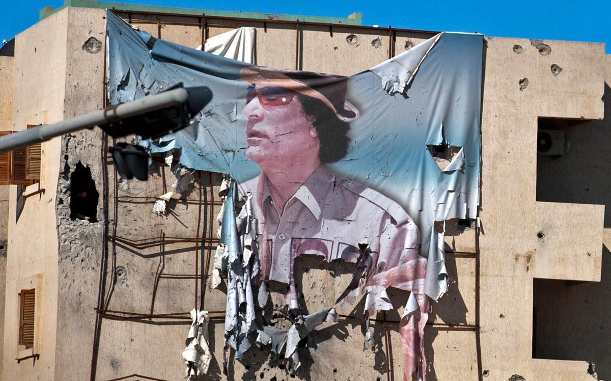 Libya: The End of Qaddafi and the Fall of Sirte - The Atlantic