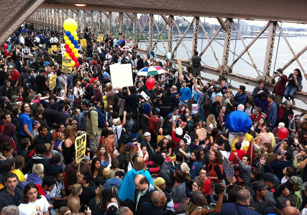 occupy wall street spreads beyond nyc the atlantic