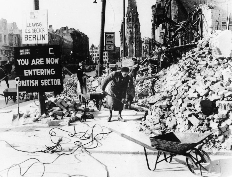 political effects of world war 2