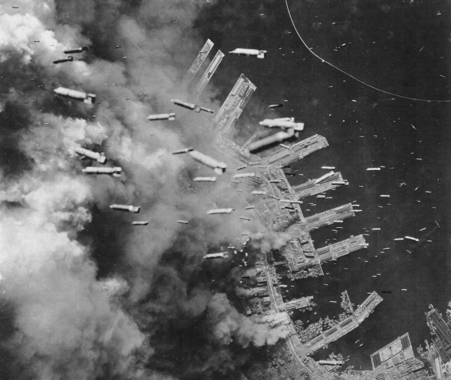 Us bombing of japan essay contest