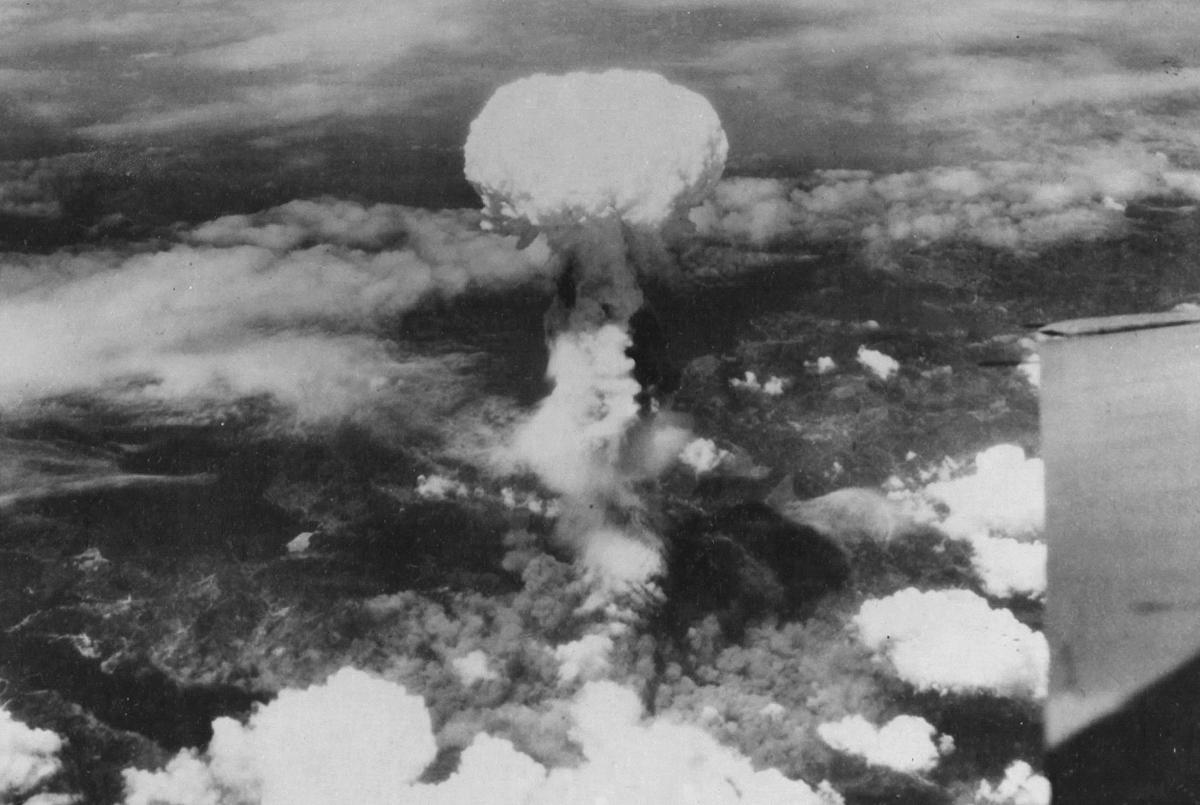 August 9 1945 NagasakiJapan