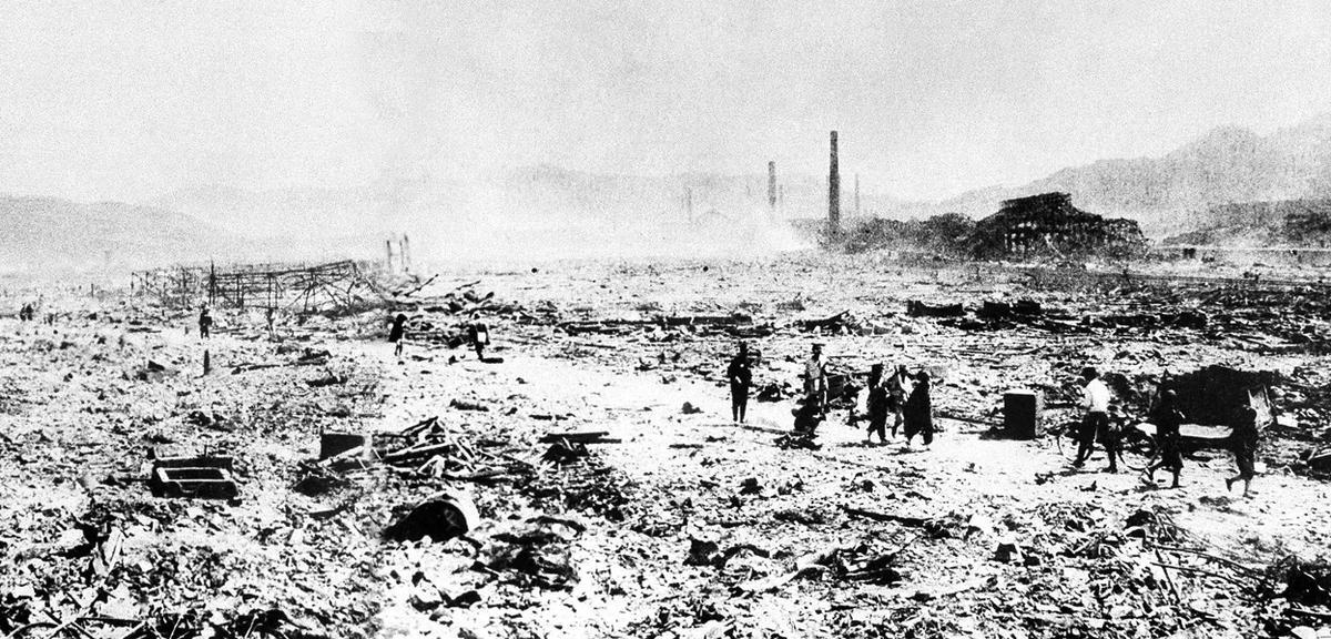 [August 8 1945 NagasakiJapan
