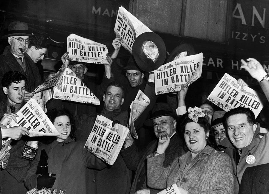 World War II: The Fall of Nazi Germany - The Atlantic