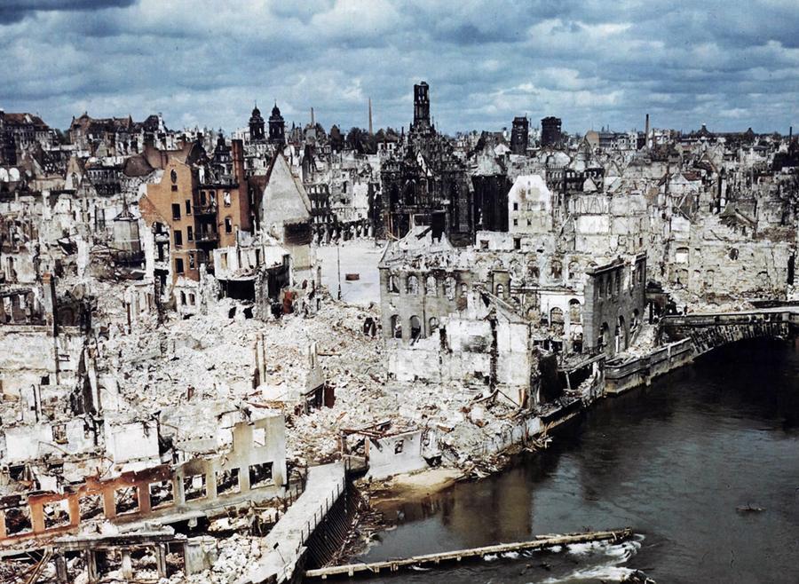 world war ii the fall of nazi germany the atlantic