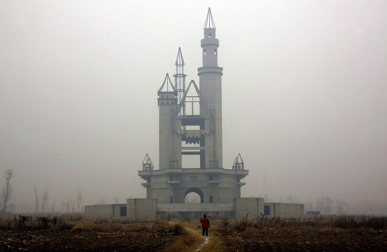China S Abandoned Wonderland The Atlantic