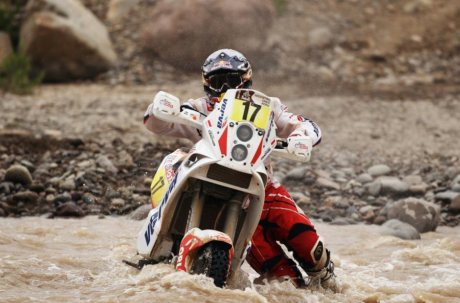 The 2012 Dakar Rally - The Atlantic