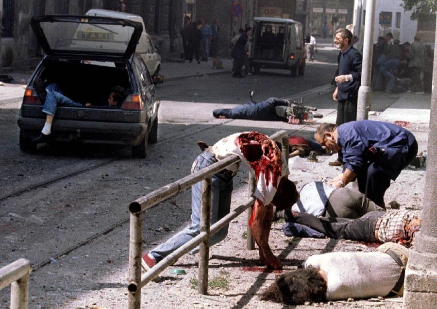 20 years since the bosnian war the atlantic