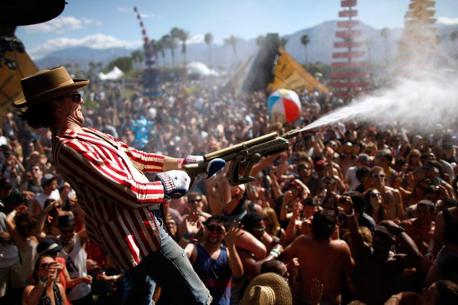 Coachella 2012 - The Atlantic