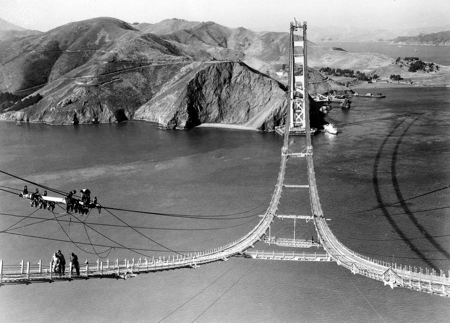 The Golden Gate Bridge Turns 75 - The Atlantic