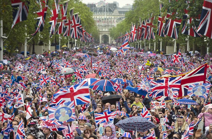 Pride in England - for the Native English!: Flags