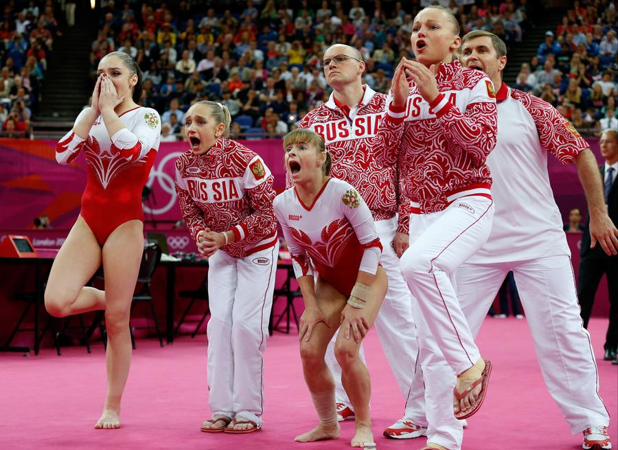 2012 London Olympics: The First 9 Days - The Atlantic