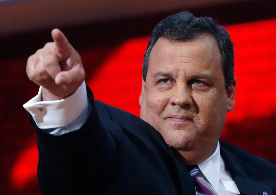 Cheers To Governor Christie >> The 2012 Republican National Convention - The Atlantic