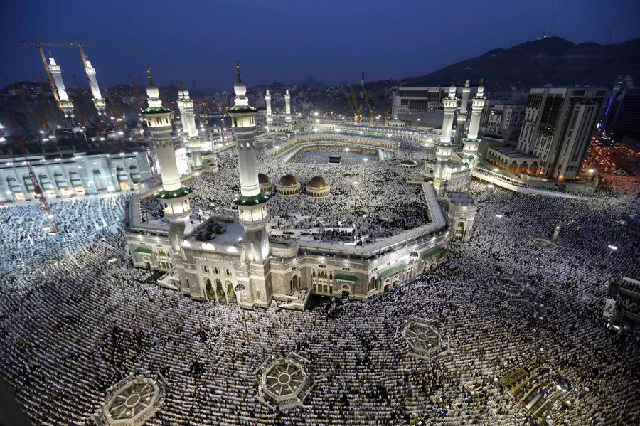 Hajj 2012, a Sacred Journey