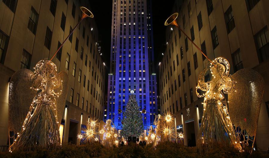 Christmas Time Around The World The Atlantic
