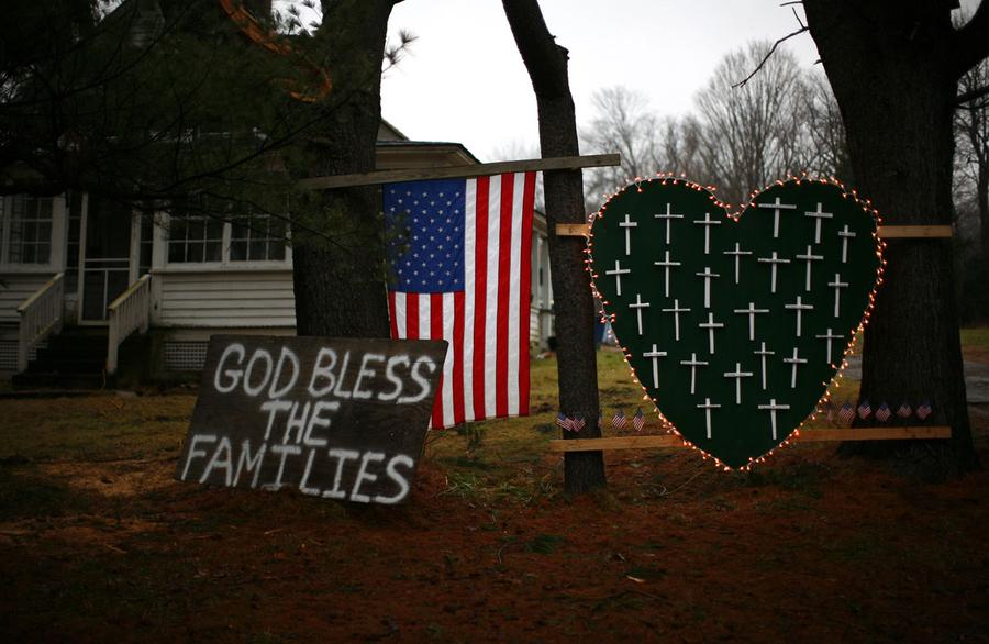 sandy hook catholic single men In december 2012, a gunman walked into sandy hook elementary school in newtown, connecticut, and killed 20 children, six adults, and himself since then, there have.