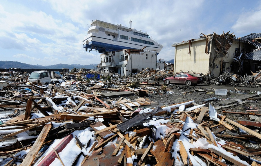 Japan Earthquake, 2 Years Later: Before and After - The ...
