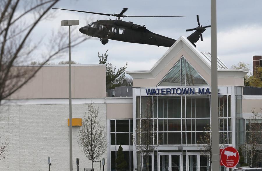 Manhunt Underway, Boston Under Lockdown - The Atlantic