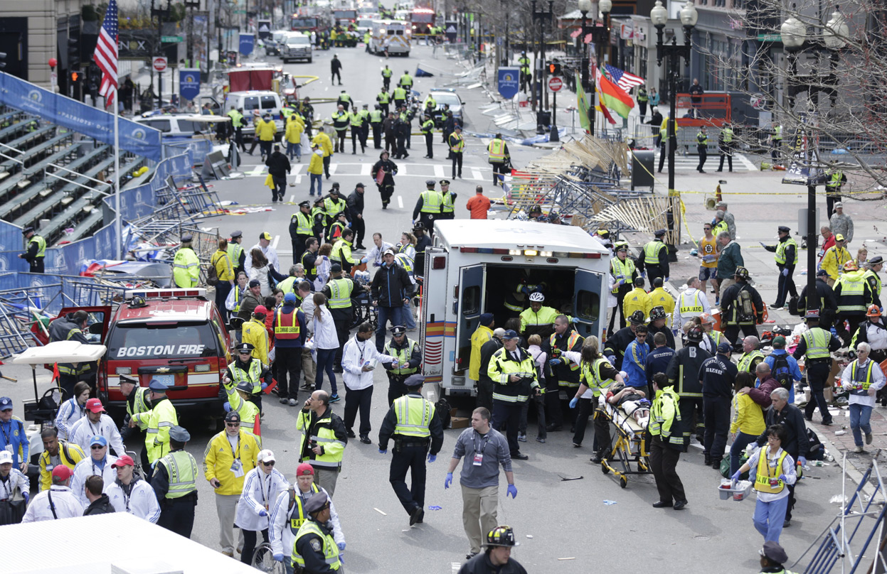 Photos of the Boston Marathon Bombing - The Atlantic
