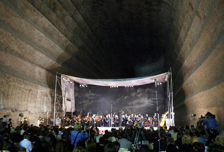 Goderich Mine Tour