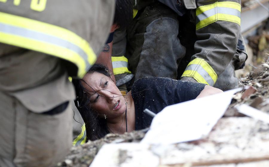 Photos of Tornado Damage in Moore, Oklahoma - The Atlantic