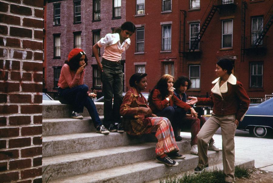 America in the 1970s new york city the atlantic publicscrutiny Choice Image