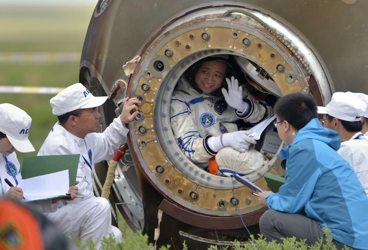 chinese spacecraft - photo #28