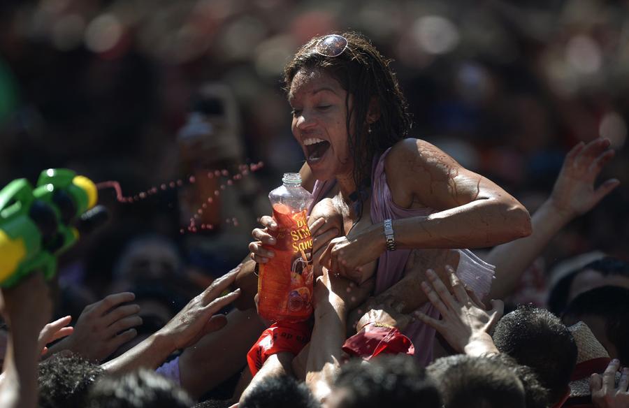 Photos: The Festival of San Fermin 2013 - The Atlantic