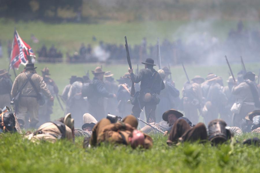 The Battle of Gettysburg: 150 Years Ago - The Atlantic