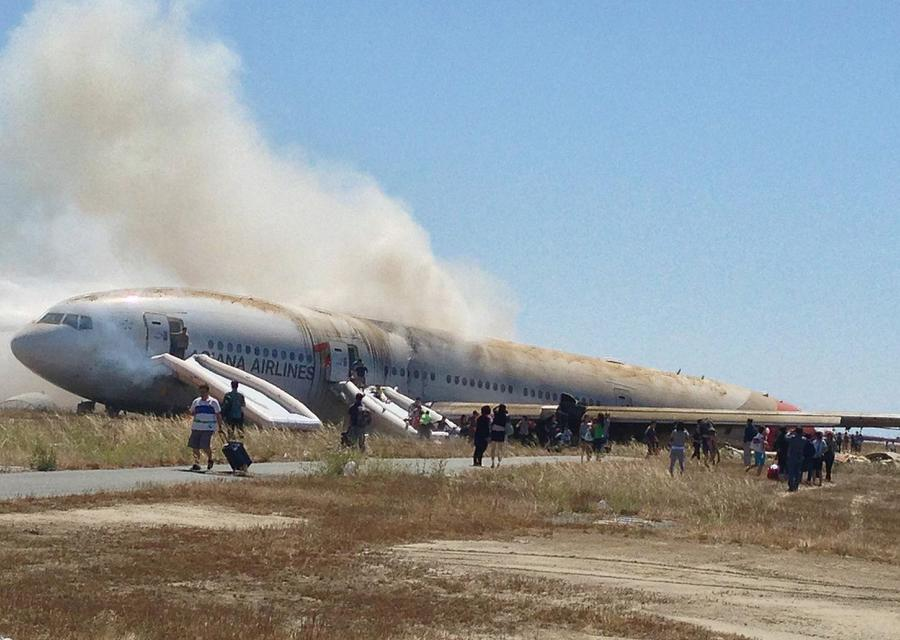 Image result for PLANE Crashes while landing in airport