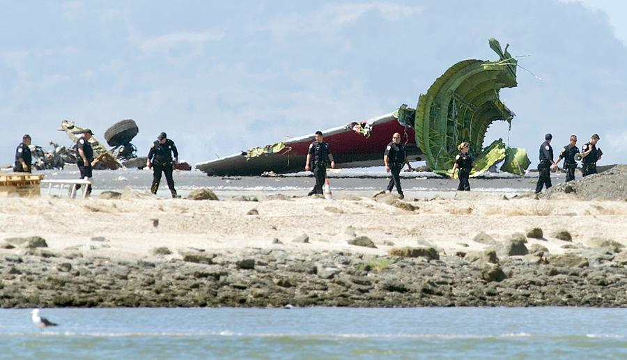 The Crash of Asiana Airlines Flight 214 - The Atlantic