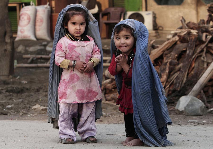 Afghanistan's Children of War - The Atlantic