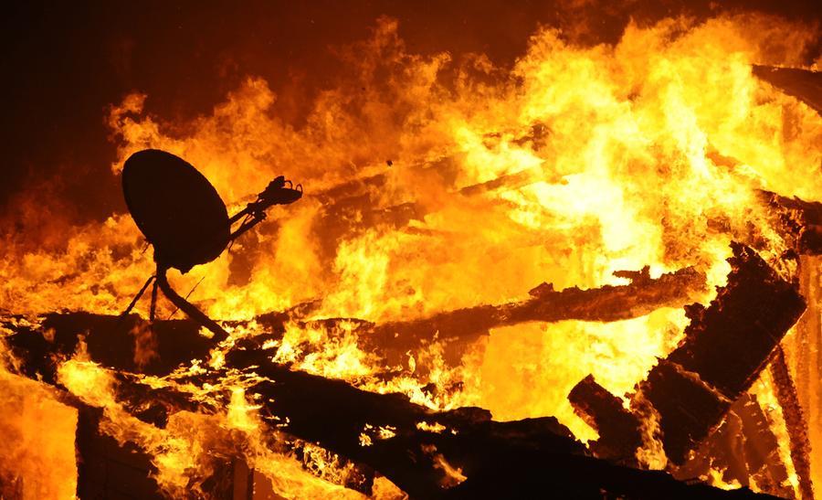 Californias Silver Fire