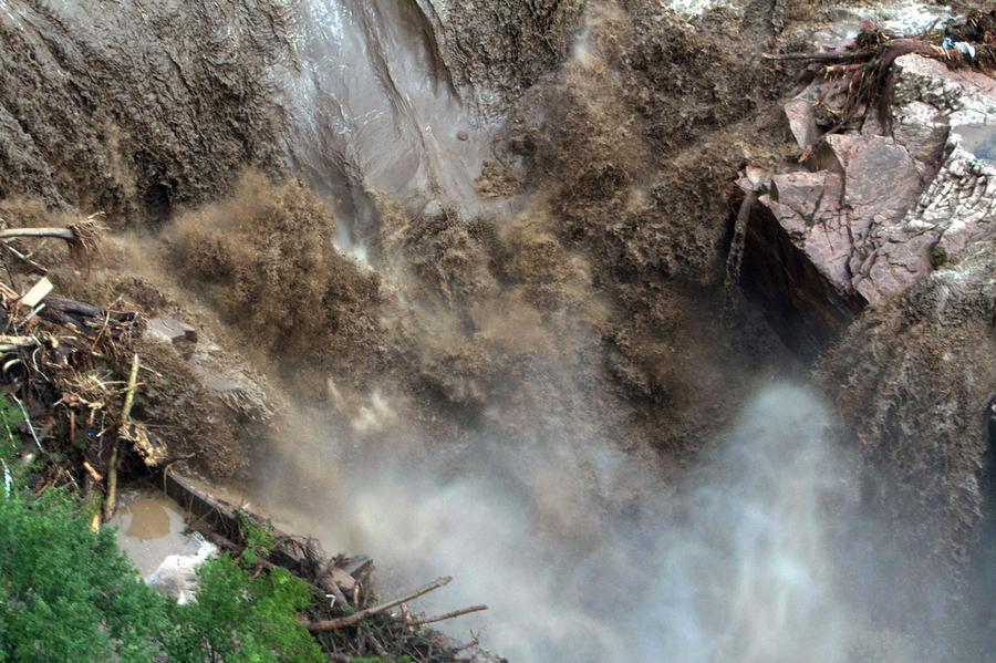 Historic Flooding Across Colorado - The Atlantic