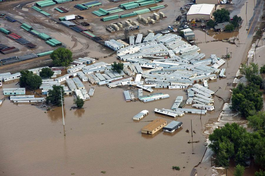 Historic Flooding Across Colorado The Atlantic