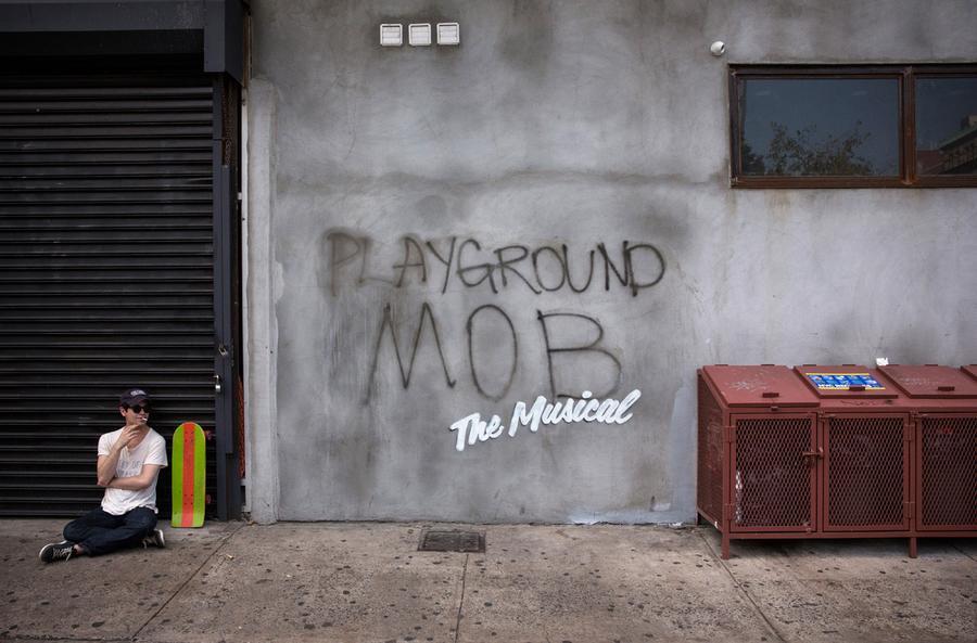 Banksy in NYC - The Atlantic