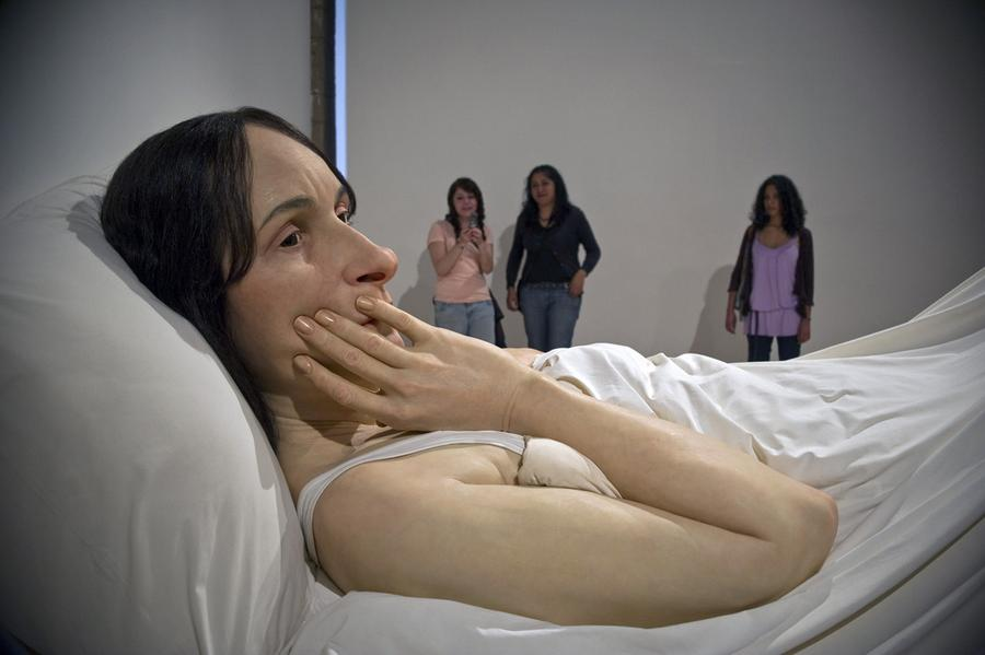 The Hyperrealistic Sculptures of Ron Mueck - The Atlantic