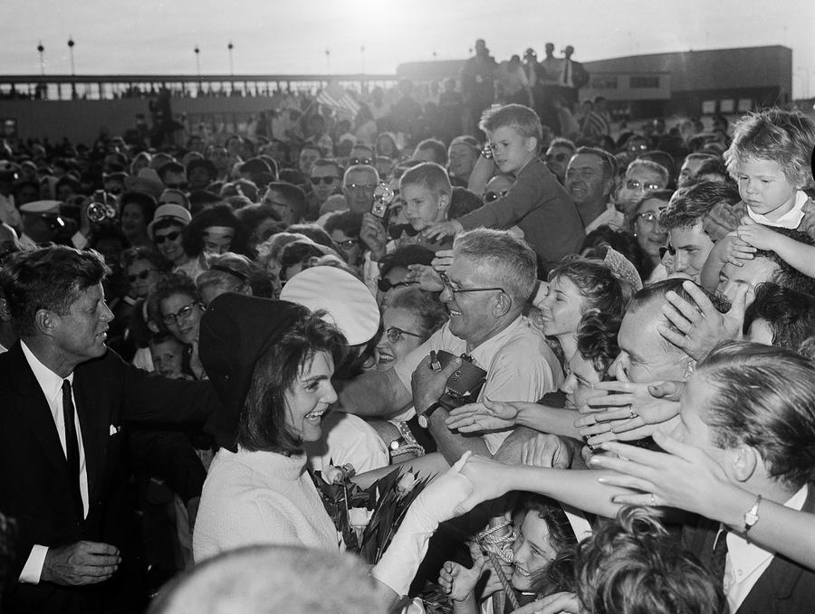 JFK in Photos - The Atlantic