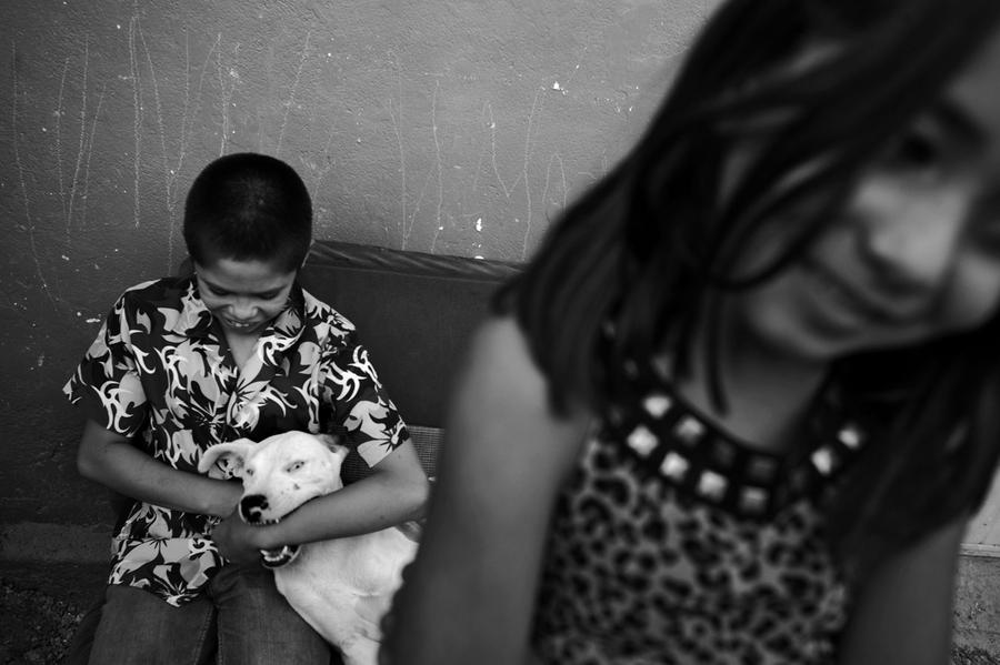 One Photojournalist's View of Mexico's Violent Drug War