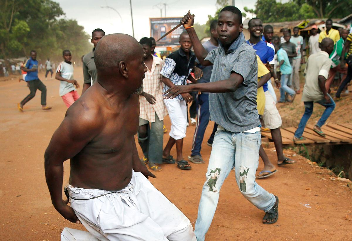 Religious War in the Central African Republic