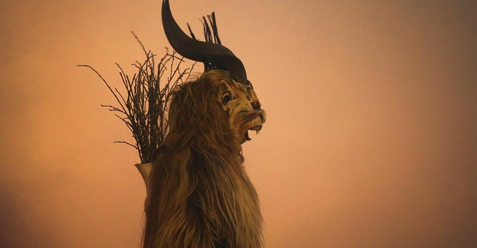 Krampus: Saint Nicholas' Dark Companion - The Atlantic