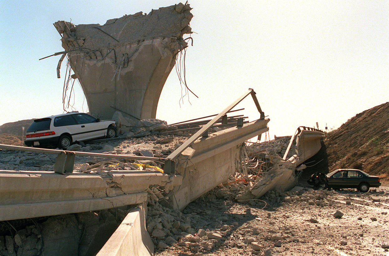 The Northridge Earthquake: 20 Years Ago Today - The Atlantic