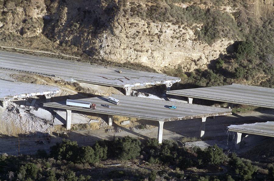 La Earthquake Of 1971