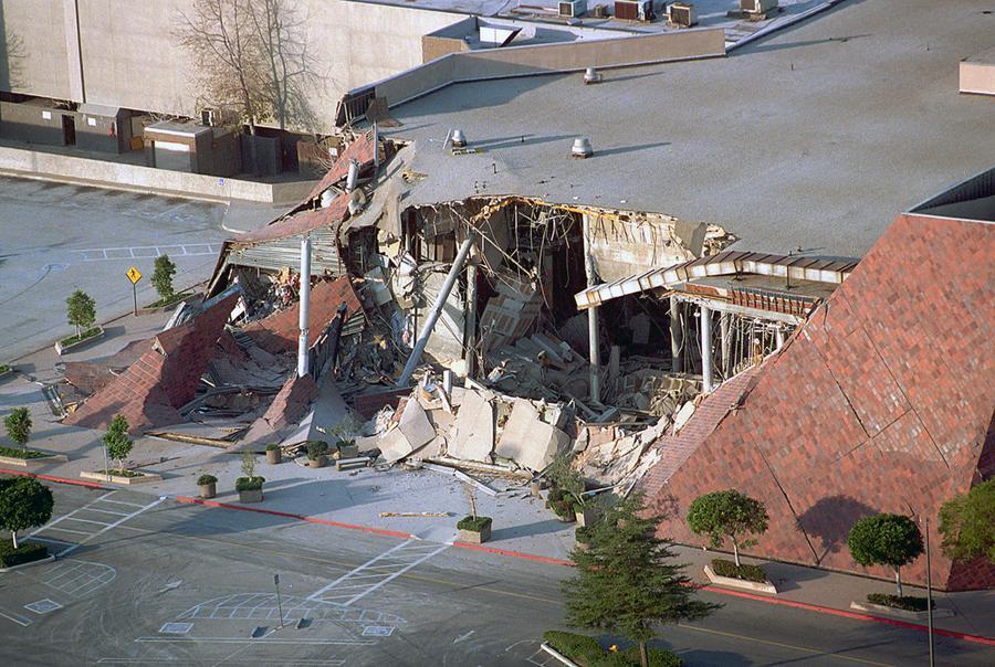 The Northridge Earthquake 20 Years Ago Today The Atlantic
