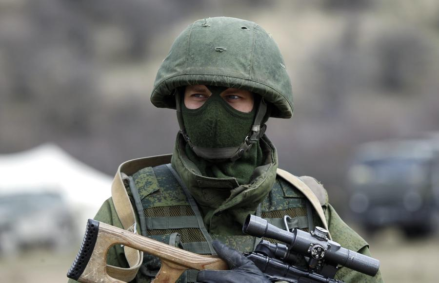 abd6ab16b6a Believed to Be Russian Soldiers  - The Atlantic