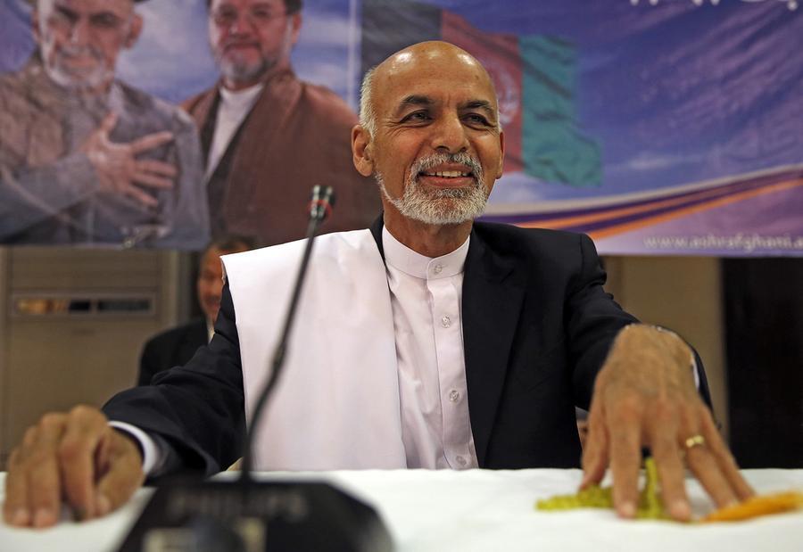Afghanistan: April 2014 - The Atlantic