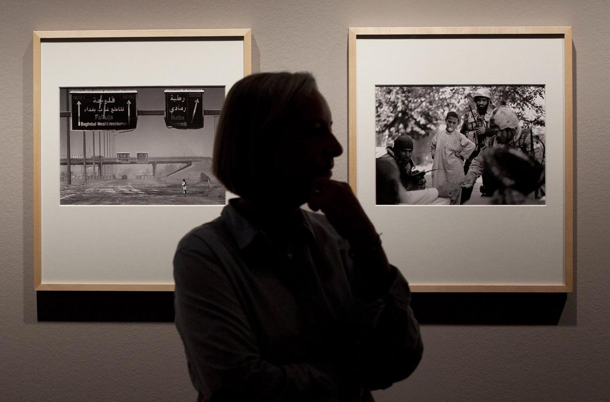 Photojournalist Anja Niedringhaus Killed in Afghanistan