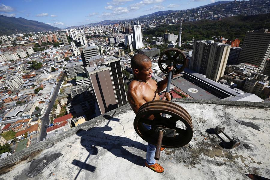 caracas venezuela david tower ile ilgili görsel sonucu