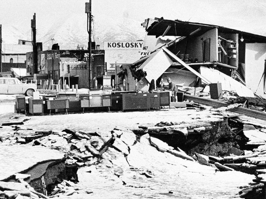 1964 alaska earthquake essay for geology What is an earthquake  alaska, during the 1964 magnitude 92 megathrust earthquake  where can i find information on the faults and the geology of my area.