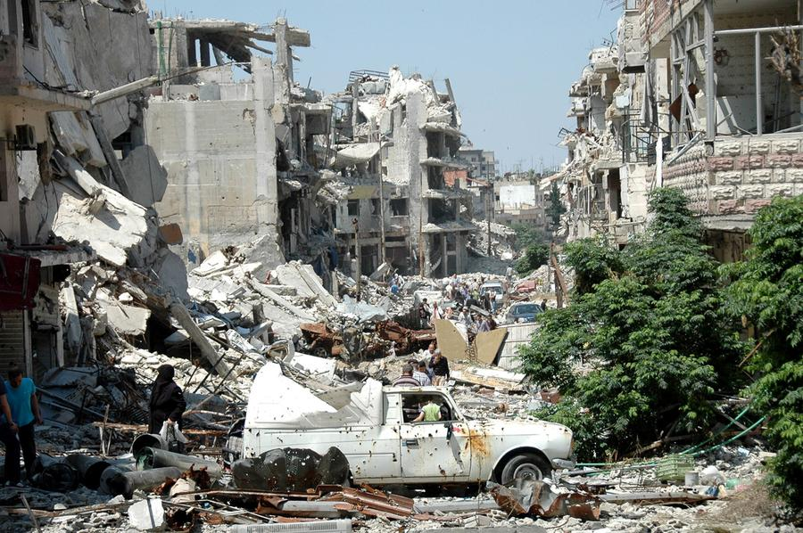 Image result for photos of homs syria
